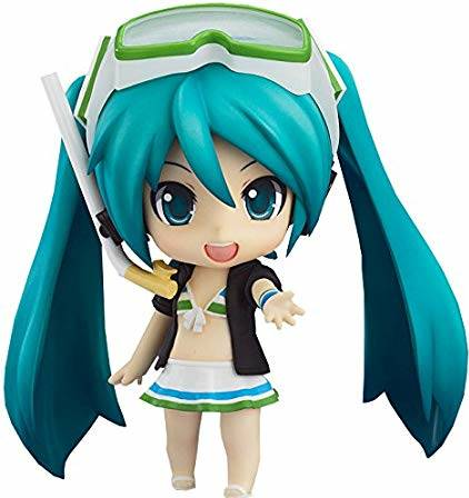 339b Hatsune Miku: Swimsuit Ver. FamilyMart Color
