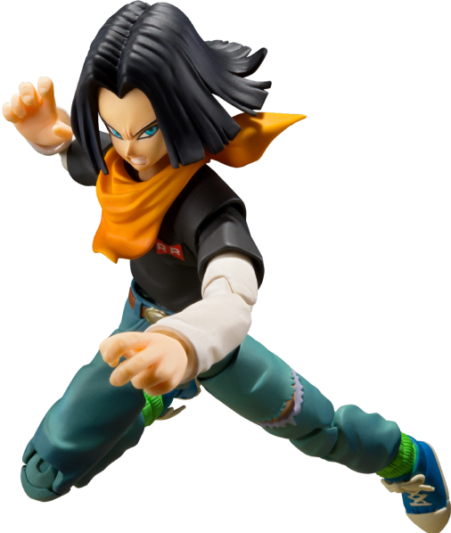 ANDROID 17: Event Exclusive Color Edition
