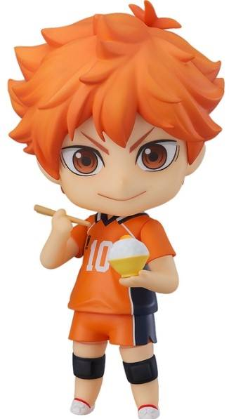 1411 Shoyo Hinata: The New Karasuno Ver.