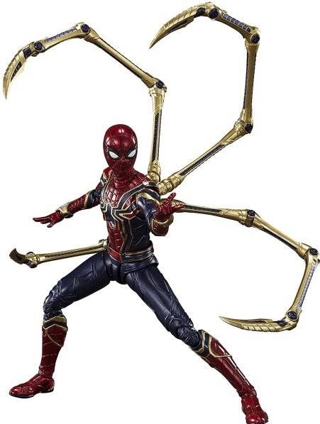 Iron Spider: FINAL Battle Edition