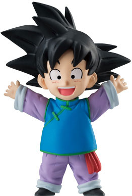 EX - Dragon Children Vol. 2 Son Goten