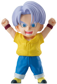EX - Dragon Children Vol. 2 Trunks