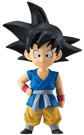 EX - Dragon Children Vol. 2 Son Goku