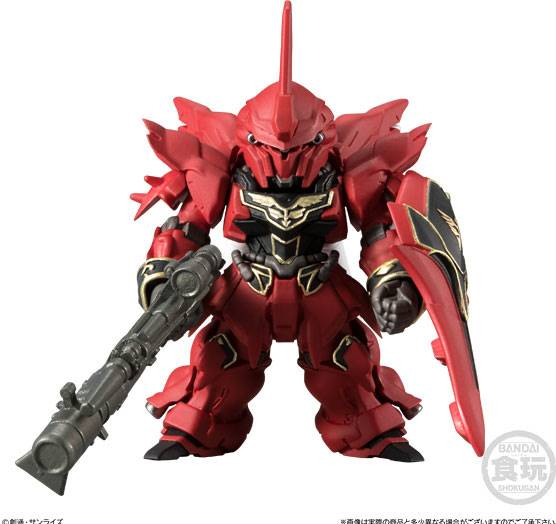 EX23 Sinanju Full Weapon Set