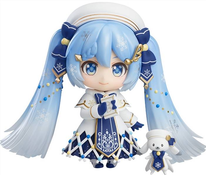 1539 Snow Miku: Glowing Snow Ver.