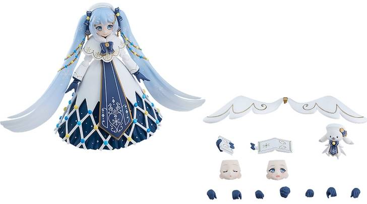 EX-064 Snow Miku: Glowing Snow Ver.