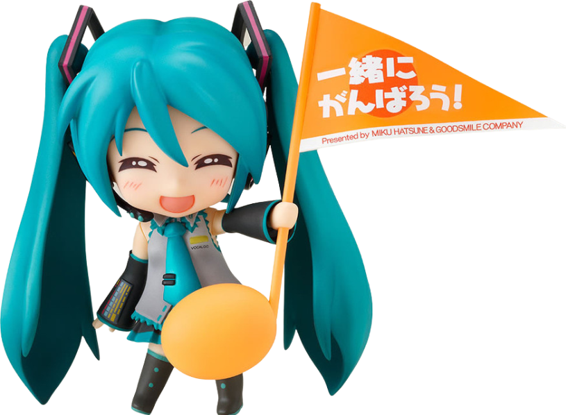170 Hatsune Miku: Cheerful Ver.